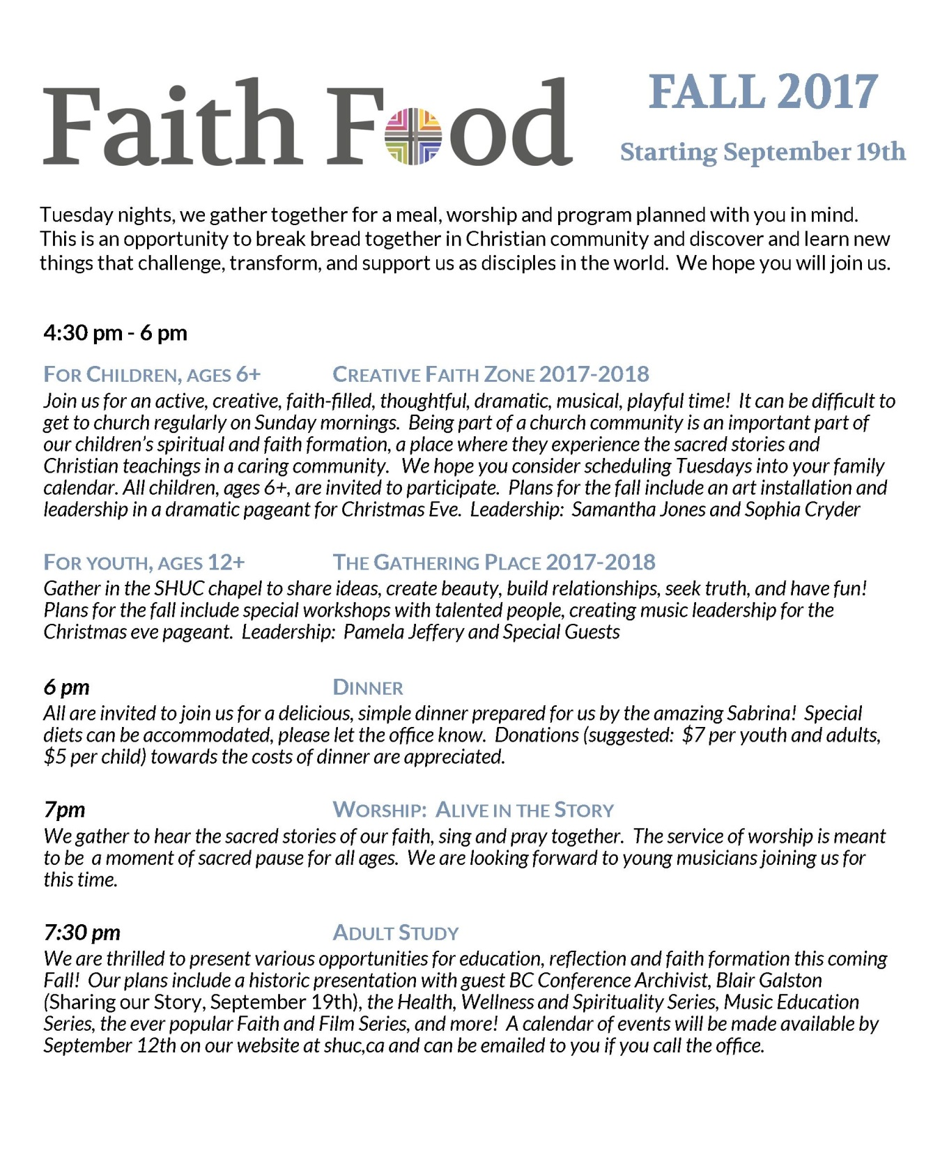 Faith.Food