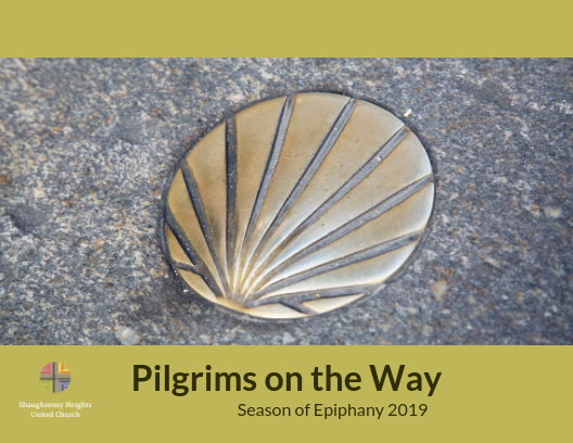 Pilgrims On The Way – Sunday January 20th